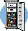 frigo, frigorífico, utilizacion eficaz